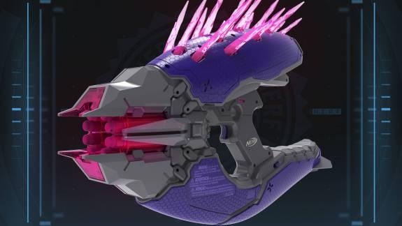 Nerf-puskaként elevenedik meg a Halo egyik legikonikusabb fegyvere kép