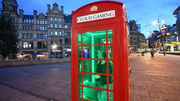 Telefonfülkéből csinált játékállomást az Nvidia kép