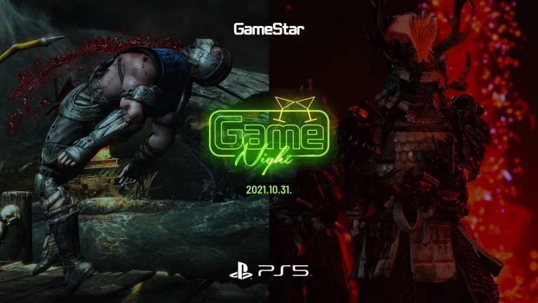 GameNighttal és ajándékokkal ünnepeljük a PlayStation 5 szülinapját! fókuszban