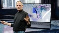 Steve Jobs azt akarta, hogy a Dell PC-kre is Mac operációs rendszer kerüljön kép