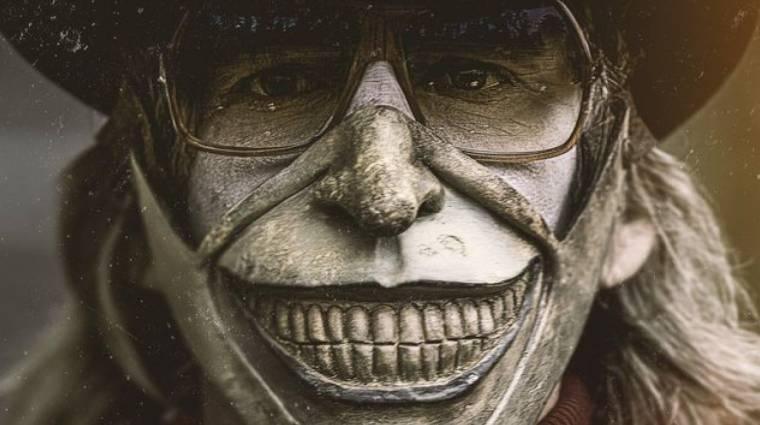 Hátborzongató előzetest kapott Ethan Hawke horrorja, a The Black Phone kép