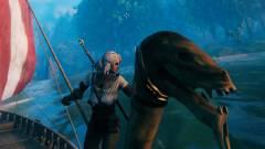Ezzel a moddal a The Witcher 3 karaktereit is belerakhatjuk a Valheimbe kép