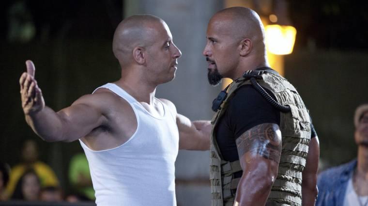 Újabb fejezettel bővült a Dwayne Johnson kontra Vin Diesel balhé bevezetőkép