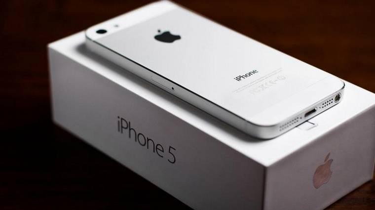 Kezdődhet az iPhone csereprogramja kép