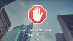 Reklámkampányra gyűjt az AdBlock kép