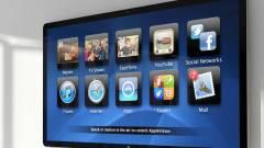 Jövőre várható az Apple iTV kép