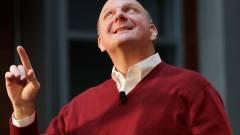 Steve Ballmer elhagyja a Microsoftot kép