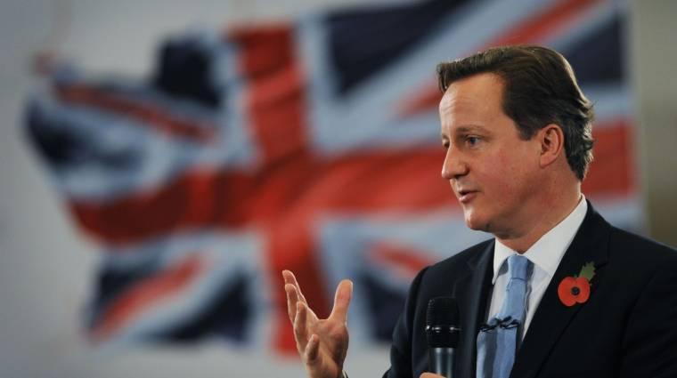 A brit miniszterelnök engedélyezte a Guardian szerkesztőségének felforgatását kép