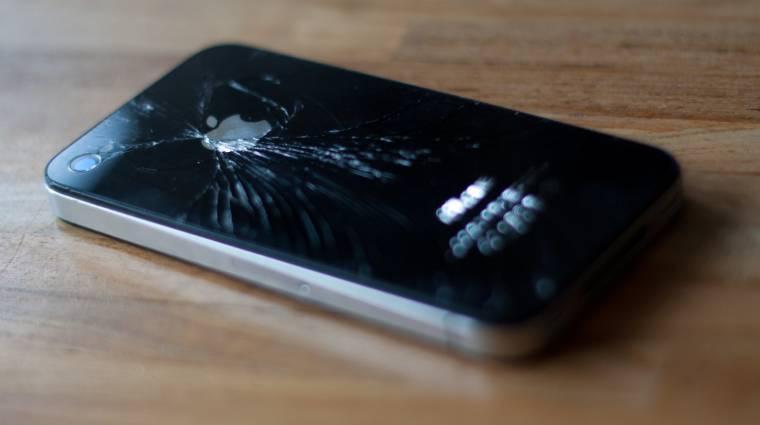 Hogyan hozzuk ki a legtöbbet egy törött iPhone-ból? kép
