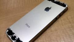 """Így fog kinézni az """"arany iPhone"""" kép"""