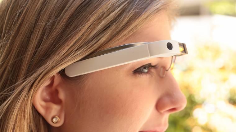 Nem lesz olcsó a Google Glass kép