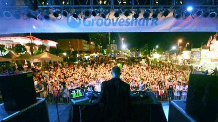 Úgy tűnik megmenekült a Grooveshark kép