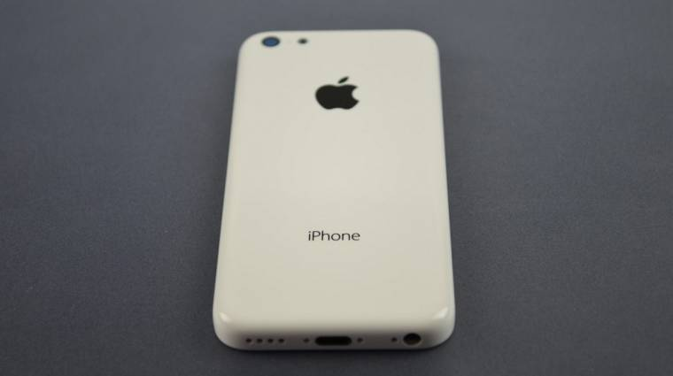 Karcálló lesz az iPhone 5C kép