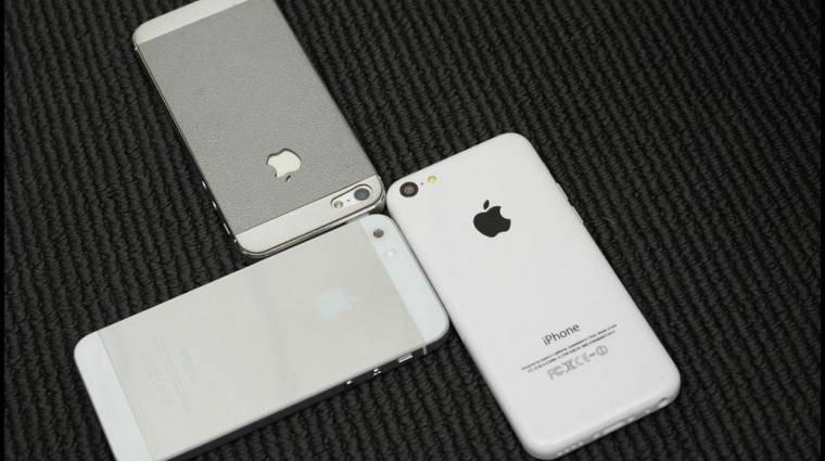 31 százalékkal gyorsul a mozgásérzékelős iPhone 5S kép