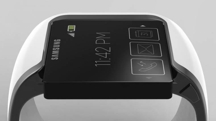 Szeptember elején jön a Samsung okosórája kép