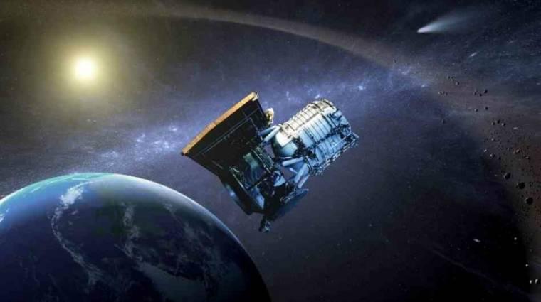 Újra bevetik a NASA aszteroidavadászát kép
