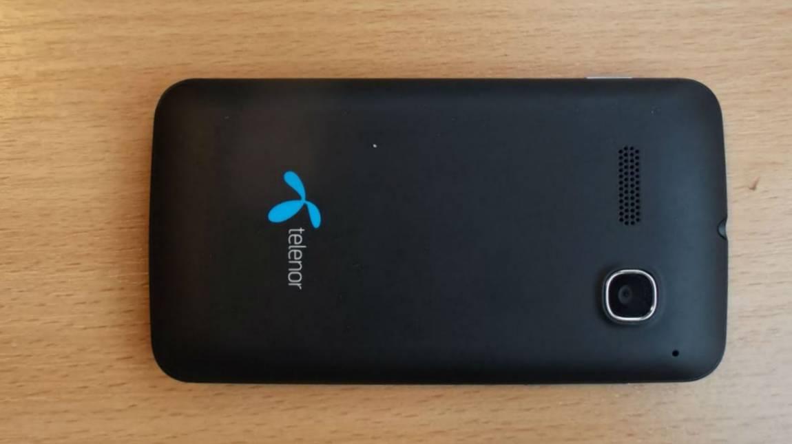 Telenor Smart Touch Mini teszt kép