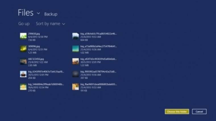Hogyan töröljünk biztonságosan a Windows 8-ban?  kép
