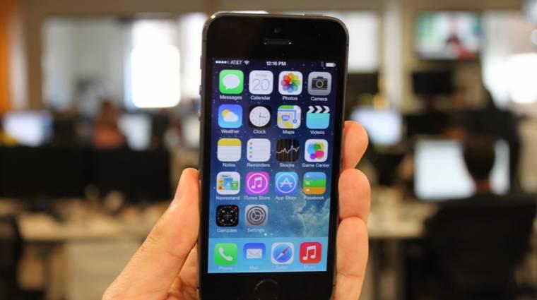 Hogyan tegyük kényelmesebbé az iOS 7-et? kép