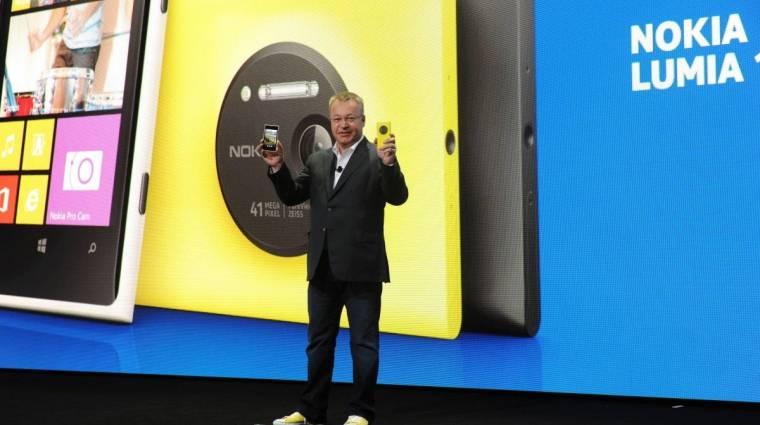 Botrány lett Stephen Elop gigászi bónuszából kép