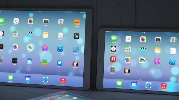 Készülhet a 12 hüvelykes iPad kép
