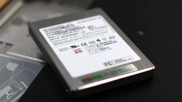 Miért lassulnak le az SSD-k? kép