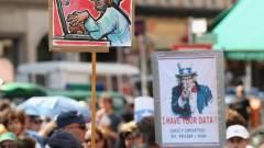 A németek megunták az amerikai kémkedést kép