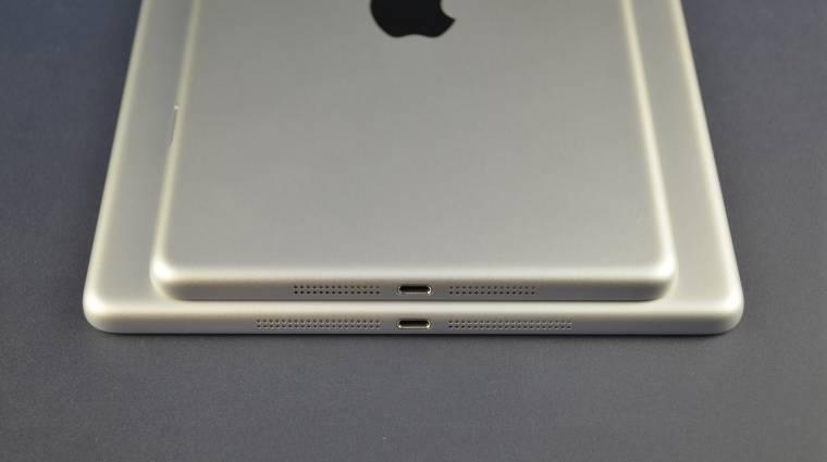 TouchID szenzort kaphat az iPad Mini 2 kép