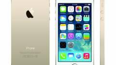Megvan az iPhone 5S európai ára kép