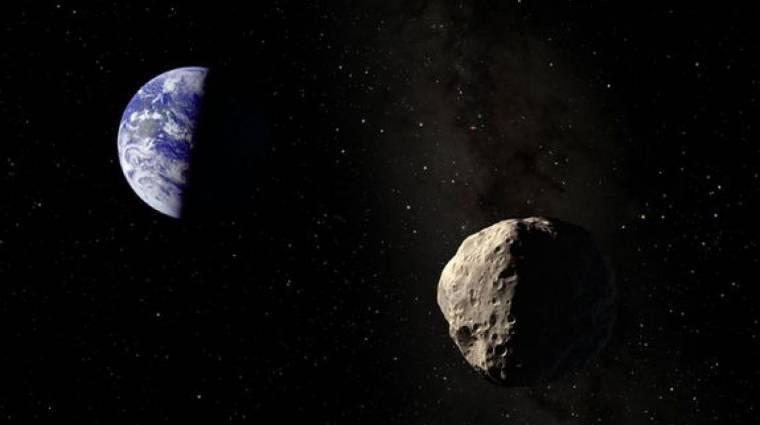 Aszteroidabecsapódás okozhatta az ősi klímaváltozást kép