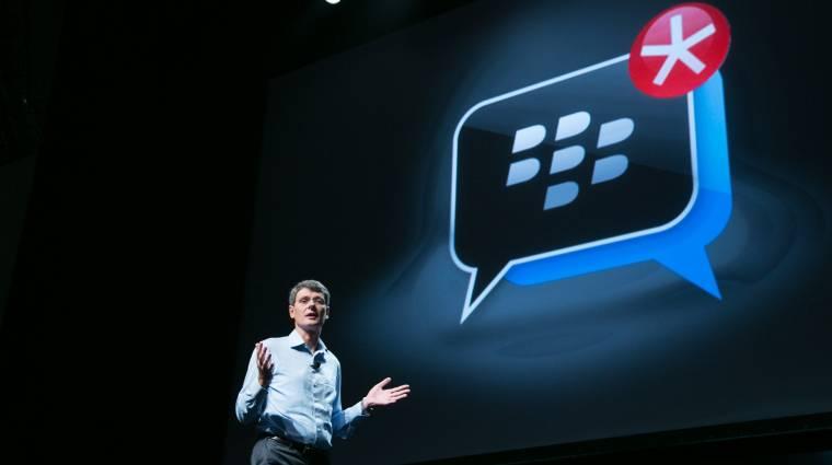 Privát céggé válik a Blackberry kép