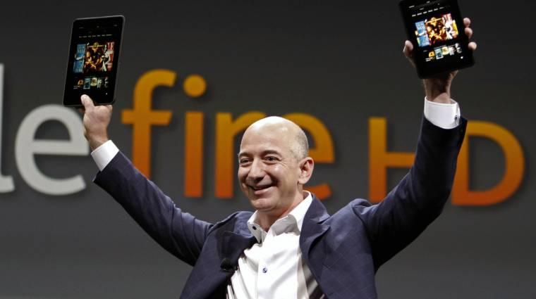 Az Amazon ingyen osztogatná az okostelefonokat kép