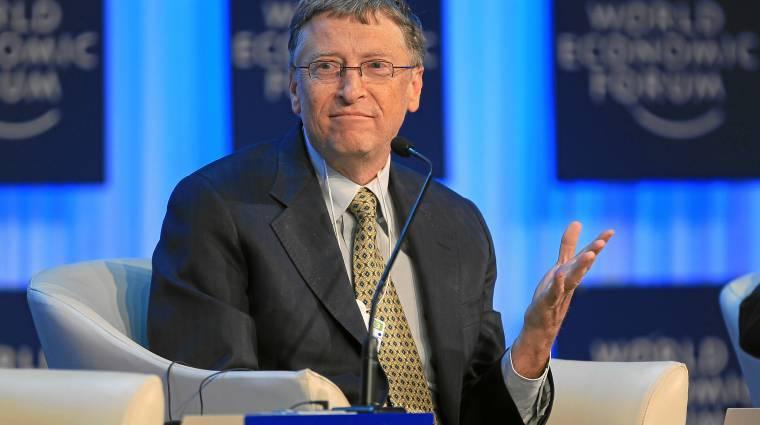 Bill Gates nem tér vissza kép