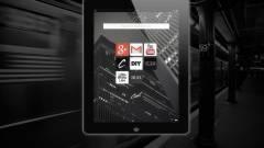 Itt az Opera vadiúj iPades böngészője kép