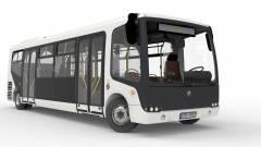 Jön a magyar elektromos autóbusz kép