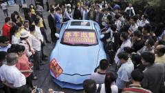 Kínában már Lamborghinit is hamisítanak kép