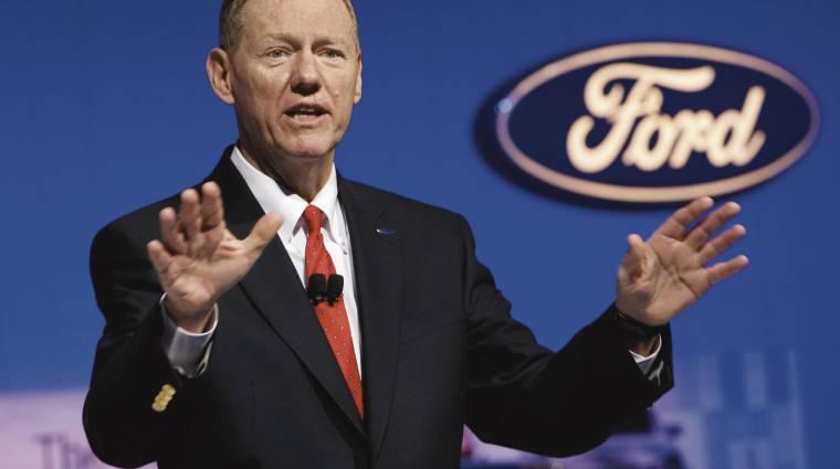 A Ford főnöke léphet a Microsoft élére  kép