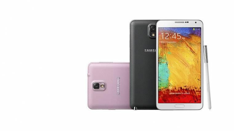 Itt a Samsung Galaxy Note 3 és az új Galaxy Note 10.1 kép