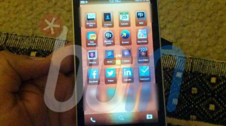 Kémfotón a következő olcsó Blackberry kép