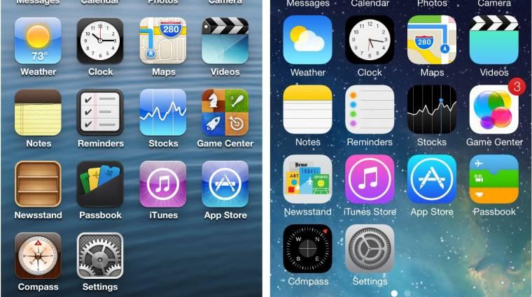 Hogyan butítsam az iOS 7-et iOS 6-ra? kép