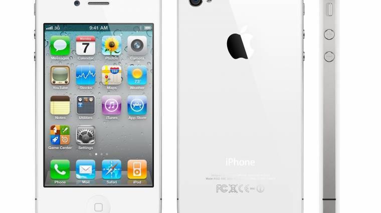 Nem csak a neten adható el a régi iPhone kép