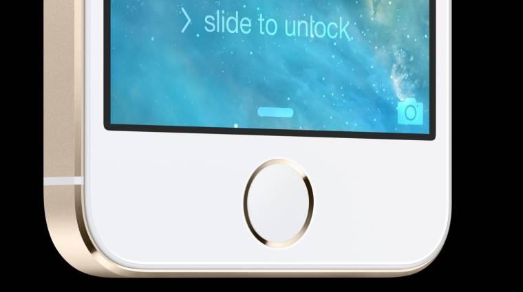 Nincs több arany iPhone 5S kép