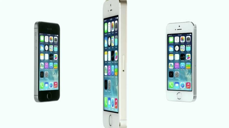 A Facebookon sincs ingyen iPhone 5C kép