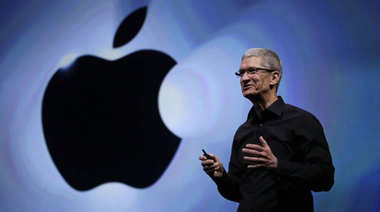 """iPhone 5S: egy lépéssel közelebb az """"orwelli világhoz""""? kép"""