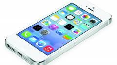 Az iPhone 5 már senkinek nem kell kép