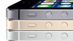 Bivalyerős lett az iPhone 5S kép