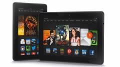 Kegyetlenek az Amazon új táblagépei kép