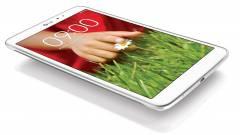 Komoly technika az LG friss táblagépe kép