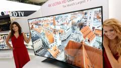 Úton a megfizethető 4K-s OLED televíziók kép