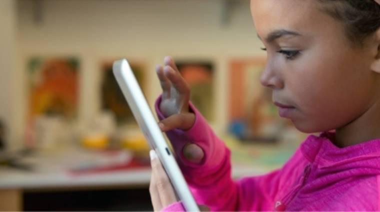 Nem használhatóak otthon az iskolai iPadek kép